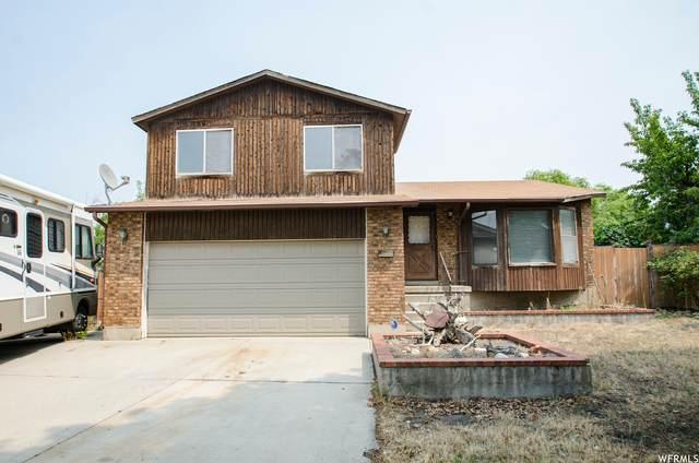 5525 S Ridgecrest Dr, Taylorsville, UT 84129 (#1761577) :: Bustos Real Estate   Keller Williams Utah Realtors