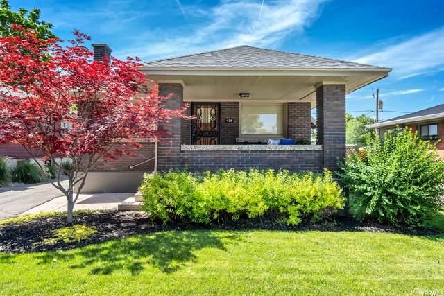 434 E Coatsville Ave, Salt Lake City, UT 84115 (#1761615) :: Bustos Real Estate | Keller Williams Utah Realtors
