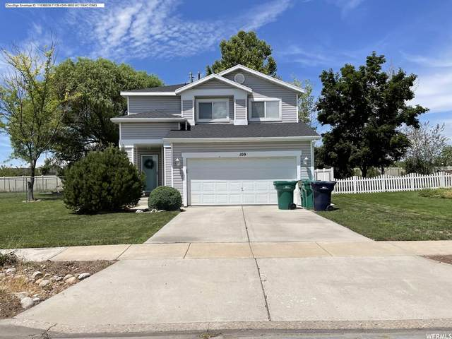 109 E 775 S, Layton, UT 84041 (#1761629) :: Bustos Real Estate   Keller Williams Utah Realtors