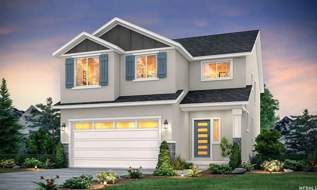 4253 E Center Point St Lot126, Eagle Mountain, UT 84005 (#1761656) :: Real Broker LLC