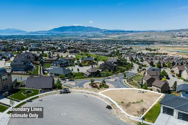 5315 N Meadow Lark Ln #12, Lehi, UT 84043 (#1761715) :: Berkshire Hathaway HomeServices Elite Real Estate
