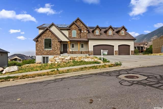 661 Oakridge Dr #710, Tooele, UT 84074 (#1761767) :: Pearson & Associates Real Estate