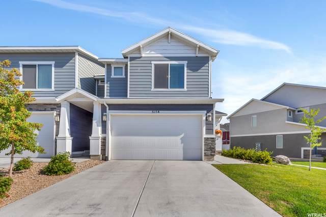 5178 W Koppers Ln, Herriman, UT 84096 (MLS #1761830) :: Lookout Real Estate Group