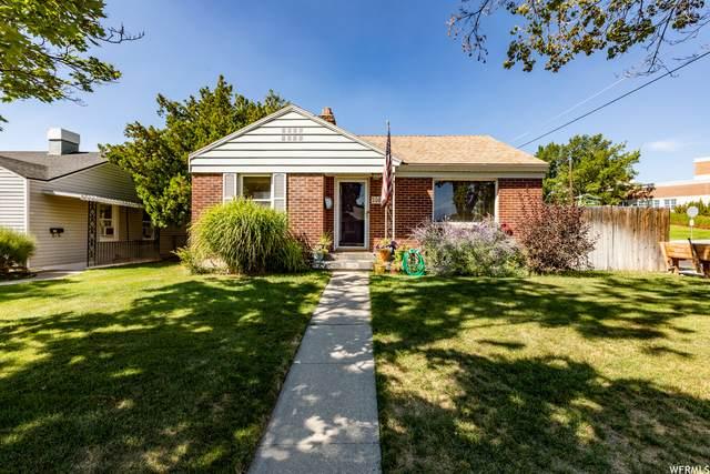 2085 E Hollywood Ave, Salt Lake City, UT 84108 (#1761856) :: Bustos Real Estate   Keller Williams Utah Realtors