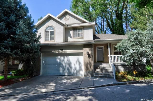 733 E Millcreek Park Cir, Salt Lake City, UT 84106 (#1761875) :: Bustos Real Estate   Keller Williams Utah Realtors