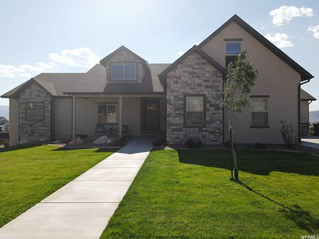 1318 S 4175 W, Cedar City, UT 84720 (#1761884) :: Berkshire Hathaway HomeServices Elite Real Estate