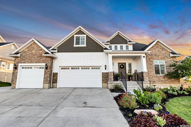 14654 S Highfield Dr, Herriman, UT 84096 (#1761949) :: Bustos Real Estate   Keller Williams Utah Realtors
