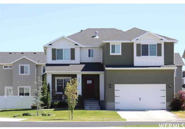 522 E Rue Hugo, Vineyard, UT 84059 (#1761979) :: Pearson & Associates Real Estate