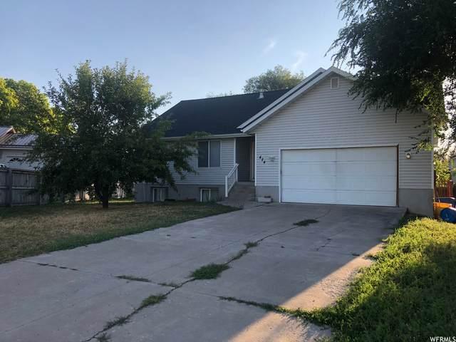 424 E 1150 N, Logan, UT 84341 (MLS #1761984) :: Lookout Real Estate Group