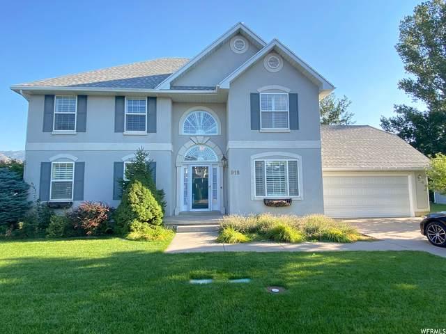 918 Canterbury Dr, Logan, UT 84321 (#1762033) :: Bustos Real Estate | Keller Williams Utah Realtors
