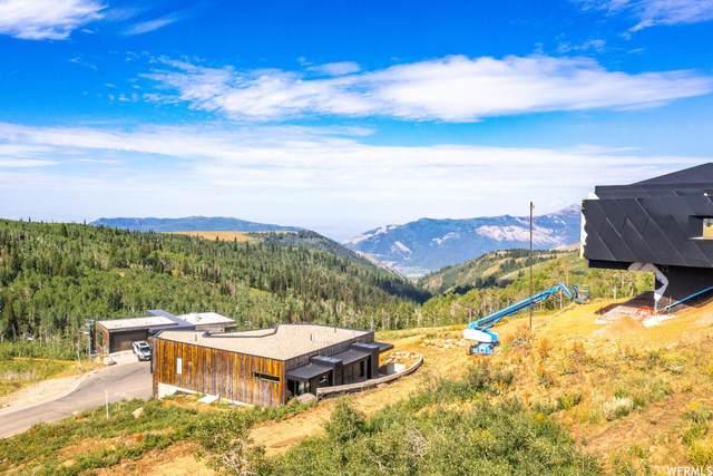 48 Summit Pass Rd #48, Eden, UT 84310 (#1762136) :: Powder Mountain Realty