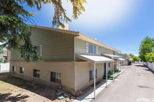 451 W 200 S #3, Vernal, UT 84078 (#1762149) :: Pearson & Associates Real Estate