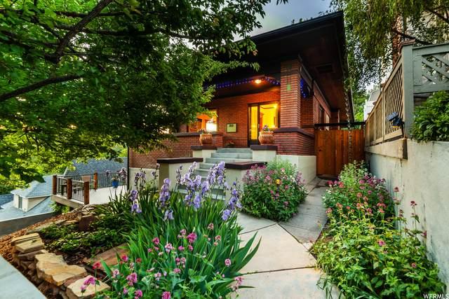 169 E 4TH Ave, Salt Lake City, UT 84103 (MLS #1762162) :: Summit Sotheby's International Realty