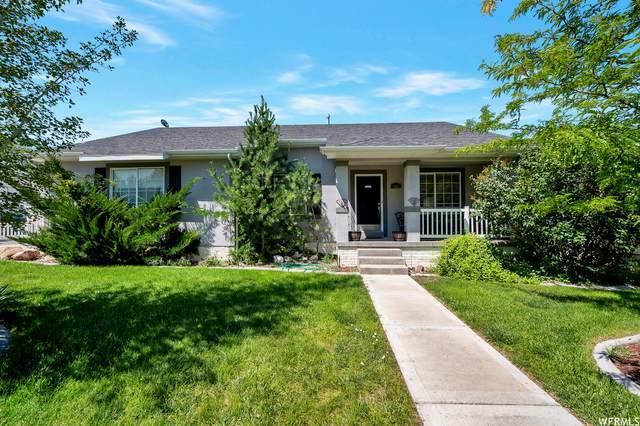 1821 N 170 W, Tooele, UT 84074 (#1762189) :: Berkshire Hathaway HomeServices Elite Real Estate