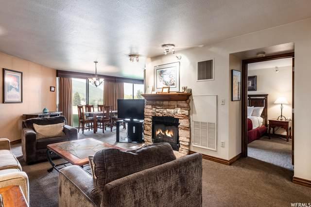1485 Empire Ave #218, Park City, UT 84060 (MLS #1762256) :: Summit Sotheby's International Realty