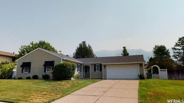 1174 N Cherrywood Dr, Layton, UT 84041 (#1762320) :: Berkshire Hathaway HomeServices Elite Real Estate