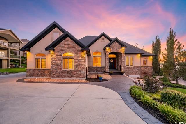 664 E Eagleridge Dr, North Salt Lake, UT 84054 (#1762342) :: Doxey Real Estate Group