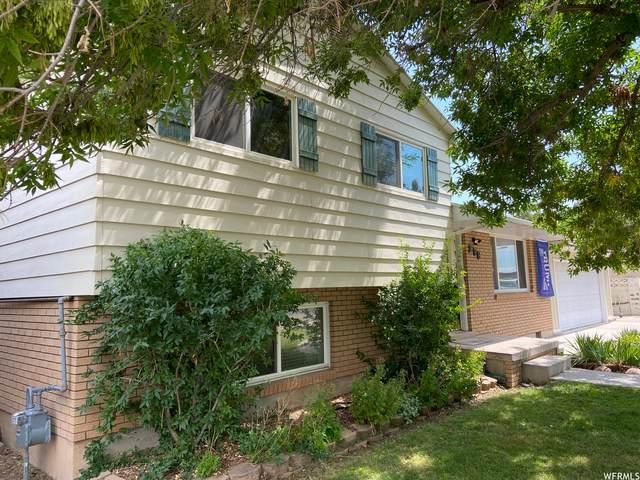 298 N 250 W, Vernal, UT 84078 (MLS #1762355) :: Lookout Real Estate Group