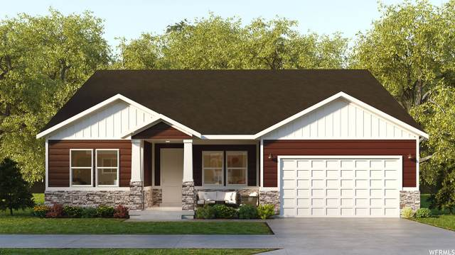 7289 W Afterglow Ln S, West Valley City, UT 84081 (#1762360) :: goBE Realty