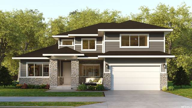 7268 W Afterglow Ln S, West Valley City, UT 84081 (#1762361) :: goBE Realty