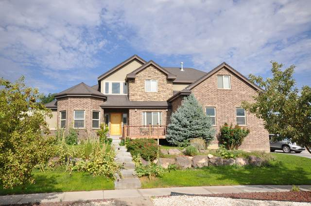 15588 S Packsaddle Dr W, Bluffdale, UT 84065 (#1762395) :: goBE Realty