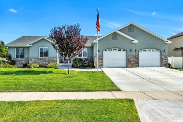 942 W Prairie Dog Way, Saratoga Springs, UT 84045 (#1762411) :: Doxey Real Estate Group