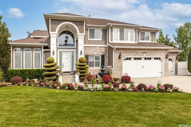 6568 S Anne Marie Dr E, Salt Lake City, UT 84121 (MLS #1762428) :: Lookout Real Estate Group