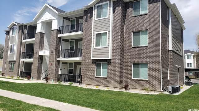 154 E 7TH St S A204, Ogden, UT 84404 (MLS #1762451) :: Lawson Real Estate Team - Engel & Völkers