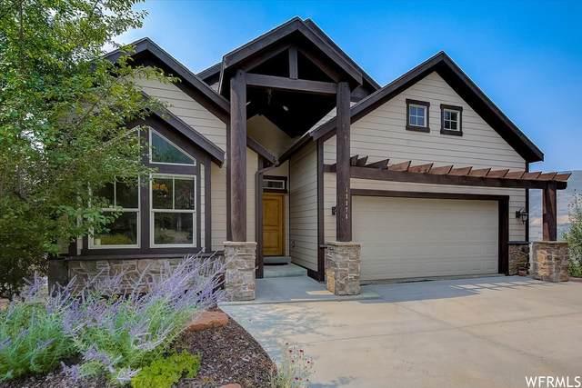 12275 Ross Creek Dr, Kamas, UT 84036 (MLS #1762459) :: Lookout Real Estate Group
