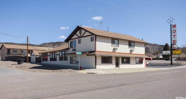 292 W Main, Bicknell, UT 84715 (#1762519) :: Pearson & Associates Real Estate