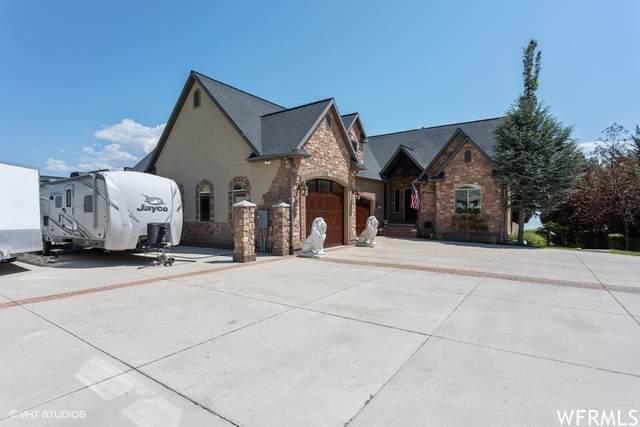 192 E Lakeside Ct, Saratoga Springs, UT 84045 (#1762547) :: Pearson & Associates Real Estate