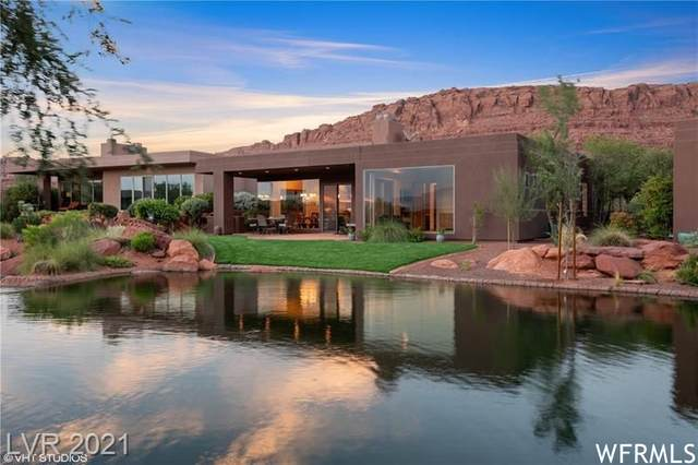 2410 W Entrada Trail #51, St. George, UT 84770 (#1762549) :: Doxey Real Estate Group