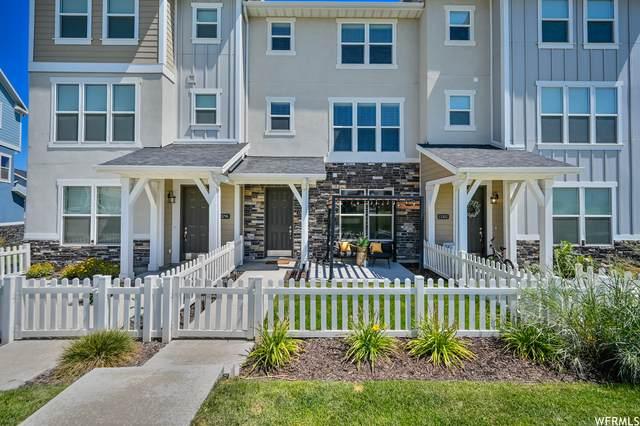 13298 S Shady Park Ln, Herriman, UT 84096 (#1762560) :: Berkshire Hathaway HomeServices Elite Real Estate