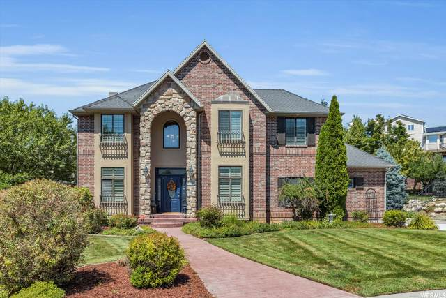 2319 Canyon View Dr, Layton, UT 84040 (#1762632) :: The Fields Team