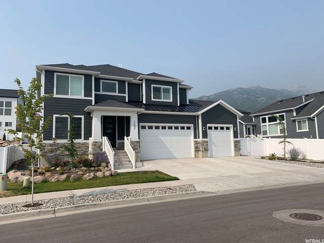 2497 E Ember Dr, Draper, UT 84020 (MLS #1762659) :: Lookout Real Estate Group