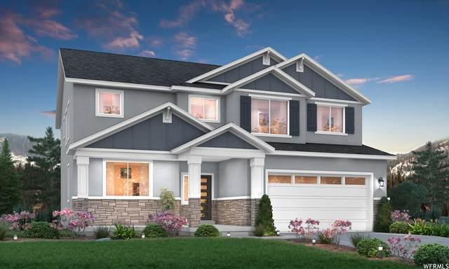1016 W Katelyn Faith Cir S #309, South Jordan, UT 84095 (#1762669) :: Berkshire Hathaway HomeServices Elite Real Estate