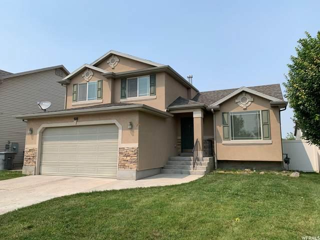 928 W Foxboro Dr, North Salt Lake, UT 84054 (MLS #1762710) :: Lookout Real Estate Group