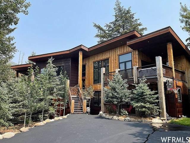 8948 N Timphaven Rd, Sundance, UT 84604 (#1762748) :: Utah Dream Properties