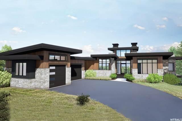 7721 N Westhills Trl, Park City, UT 84098 (MLS #1762765) :: High Country Properties