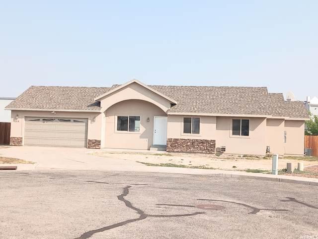 1319 W 250 S, Vernal, UT 84078 (MLS #1762783) :: Lookout Real Estate Group