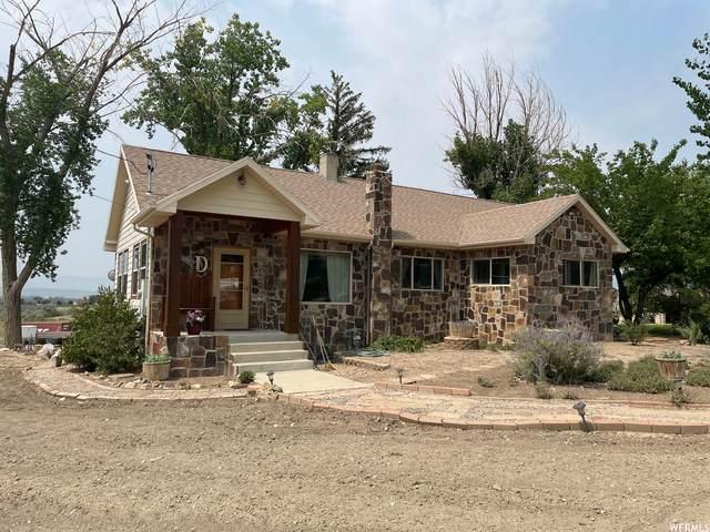 1500 S 2350 E, Price, UT 84501 (#1762788) :: Bustos Real Estate | Keller Williams Utah Realtors