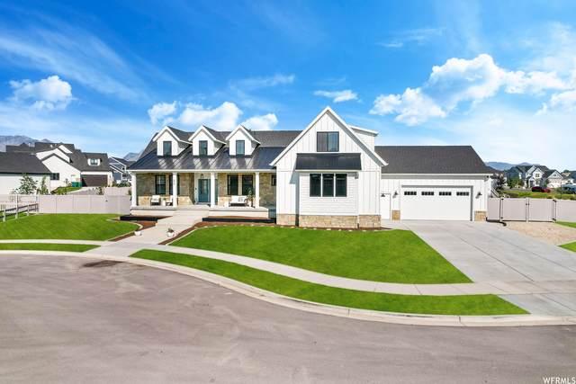 698 N 1540 W, Lehi, UT 84043 (#1762808) :: Berkshire Hathaway HomeServices Elite Real Estate