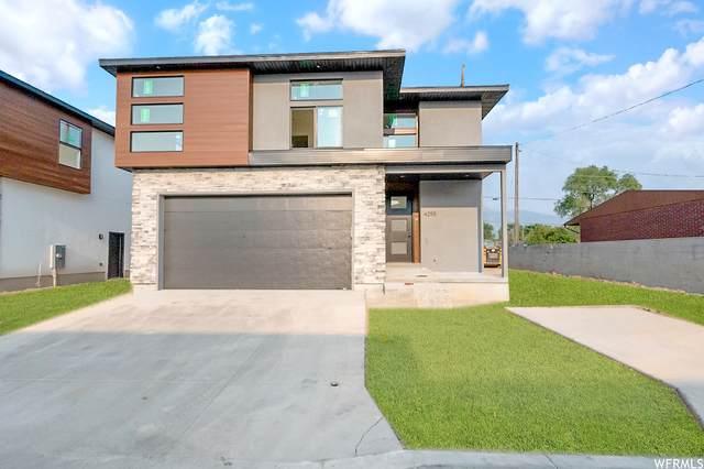 4255 S Valentina Bay #7, Millcreek, UT 84124 (#1762819) :: Bustos Real Estate | Keller Williams Utah Realtors