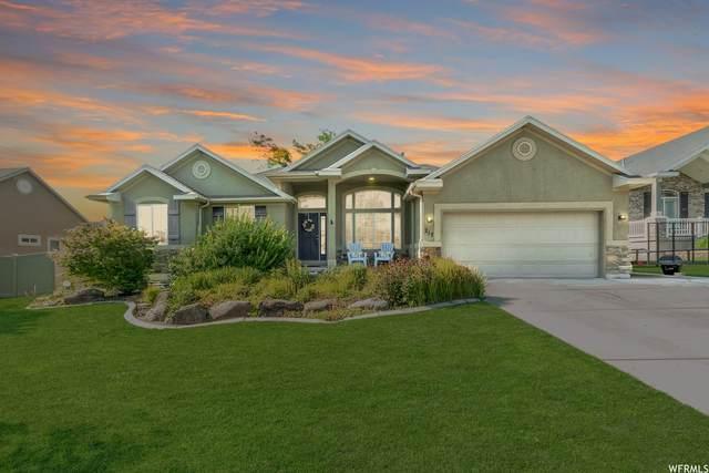 217 W Hillside Dr, Saratoga Springs, UT 84045 (#1762830) :: Berkshire Hathaway HomeServices Elite Real Estate