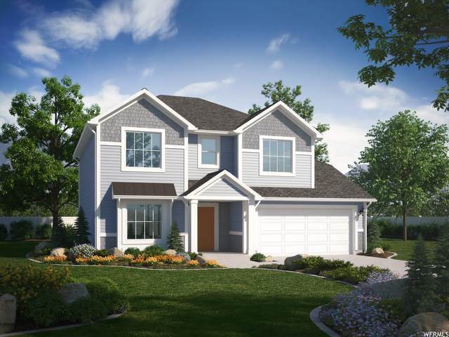 339 S 680 W #52, American Fork, UT 84003 (#1762832) :: Colemere Realty Associates