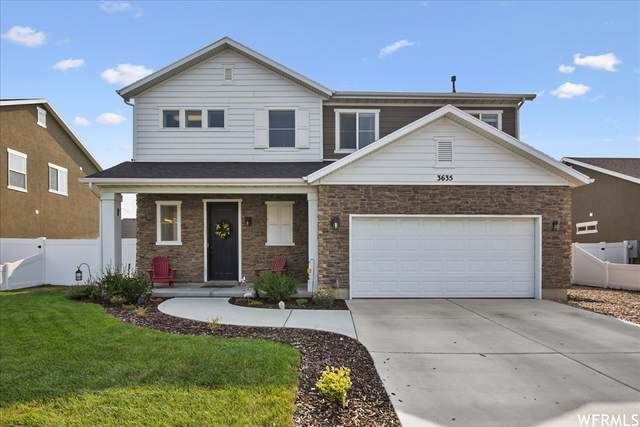 3635 S Bayview Dr E, Syracuse, UT 84075 (#1762833) :: Bustos Real Estate | Keller Williams Utah Realtors