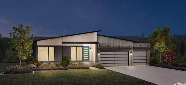 640 S Miller Ave #112, North Salt Lake, UT 84054 (#1762926) :: Utah Dream Properties