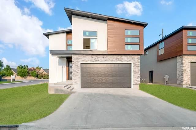 4247 S Valentina Bay #8, Millcreek, UT 84124 (#1762955) :: Bustos Real Estate | Keller Williams Utah Realtors