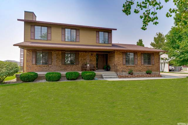 1367 S 4600 W, West Weber, UT 84401 (MLS #1762964) :: Lookout Real Estate Group