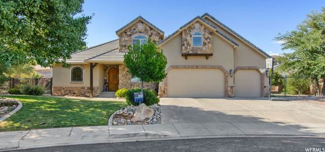 1698 W 3530 S, St. George, UT 84790 (#1763015) :: Doxey Real Estate Group